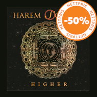 Produktbilde for Higher - Limited Edition (VINYL - Gold)