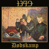 "Produktbilde for Dødskamp - Limited Edition (VINYL - 10"" - Gold)"
