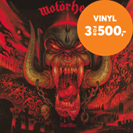 Produktbilde for Sacrifice (VINYL)