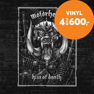Produktbilde for Kiss Of Death (VINYL)