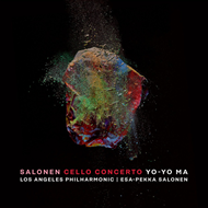 Produktbilde for Salonen's Cello Concert (VINYL - 180 gram)