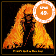 Produktbilde for Wizard's Spell - Limited Edition (VINYL - Fire Colored)