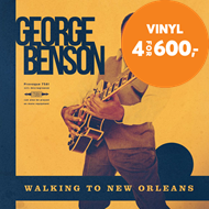 Produktbilde for Walking To New Orleans (VINYL)