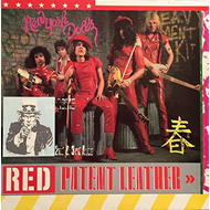 Produktbilde for Red Patent Leather - Collector's Edition (USA-import) (VINYL - 180 gram - White)