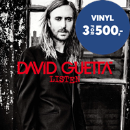 Produktbilde for Listen - Limited Edition (VINYL - 2LP)