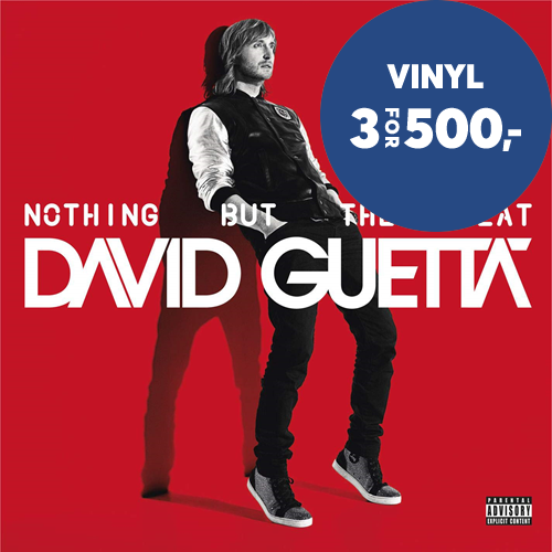 Nothing But The Beat - Limited Edition (VINYL - 2LP)