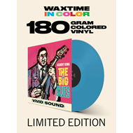 Produktbilde for The Big Blues (VINYL - 180 gram - Colored)