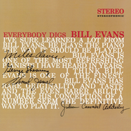 Produktbilde for Everybody Digs Bill Evans (VINYL - 180 gram - Colored)