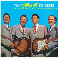 "Produktbilde for The ""Chirping"" Crickets (VINYL - 180 gram - Colored)"