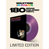 Produktbilde for Duke Ellington & John Coltrane (VINYL - 180 gram - Colored)