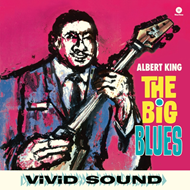 Produktbilde for The Big Blues (VINYL)