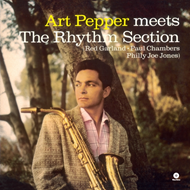 Produktbilde for Art Pepper Meets The Rhythm Section (VINYL)