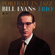 Produktbilde for Portrait In Jazz (VINYL)