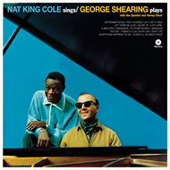 Produktbilde for Nat King Cole Sings/George Shearing Plays (VINYL)