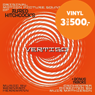 Produktbilde for Vertigo - Original Motion Picture Soundtrack (VINYL)