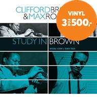 Produktbilde for Study In Brown (VINYL)