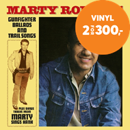 Gunfighter Ballads And Trailsongs/Marty Sings Hank (VINYL)