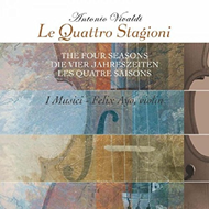 Vivaldi: Le Quattro Stagioni (Four Seasons) (VINYL)