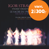 Stravinsky: Le Sacre Du Printemps (The Rite Of Spring) (VINYL)