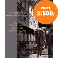 Produktbilde for Brahms: Symphony No.1 In C Minor (VINYL)