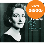 Produktbilde for Maria Callas Sings Verdi At La Scala (VINYL)