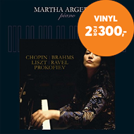 Produktbilde for Martha Argerich - Piano (VINYL)