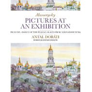 Produktbilde for Mussorgsky: Pictures At An Exhibition (VINYL)