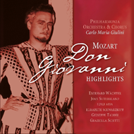 Produktbilde for Mozart: Don Giovanni - Highlights (VINYL)