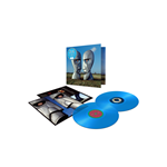 The Division Bell - Limited 25th Anniversary Edition (VINYL - 2LP - 180 gram - Translucent Blue)