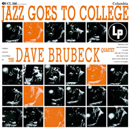 Produktbilde for Jazz Goes To College (VINYL - 180 gram - Orange)