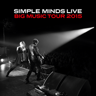 Produktbilde for Big Music Tour 2015 - Limited Edition (VINYL - 2LP - White)