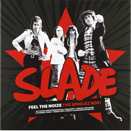"Produktbilde for Feel The Noize - The Singlez Box! - Strictly Limited Edition (VINYL - 10 x 7"")"