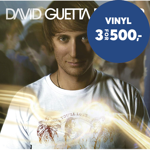 Guetta Blaster - Limited Edition (VINYL - 2LP - Gold)