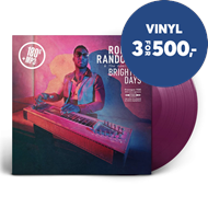 Produktbilde for Brighter Days - Limited Edition (VINYL - 180 gram - Purple)