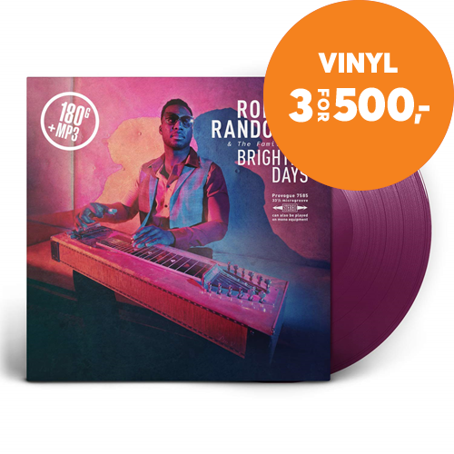 Brighter Days - Limited Edition (VINYL - 180 gram - Purple)