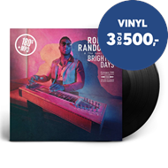 Produktbilde for Brighter Days (VINYL - 180 gram)