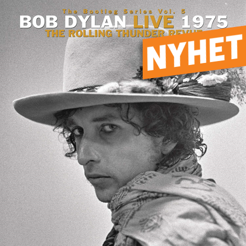 The Bootleg Series Vol. 5: Live 1975 - The Rolling Thunder Revue (VINYL - 3LP)