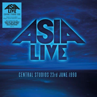 Produktbilde for Live - Central Studios 1990 (VINYL - Blue)