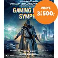Produktbilde for Gaming In Symphony (VINYL)