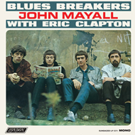 Produktbilde for Blues Breakers With Eric Clapton (VINYL - Blue)