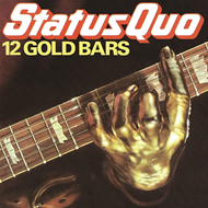 Produktbilde for 12 Gold Bars (VINYL)