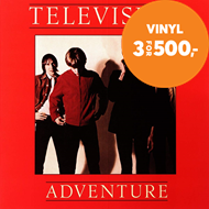 Produktbilde for Adventure (VINYL - Colored)