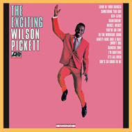 Produktbilde for The Exciting Wilson Pickett (VINYL)