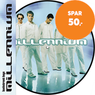 Produktbilde for Millennium (VINYL - Picture Disc)