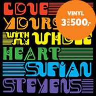 "Produktbilde for Love Yourself / With Whole My Heart (VINYL - 7"")"