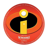 Produktbilde for The Incredibles - Original Motion Picture Soundtrack (USA-import) (VINYL - Picture Disc)