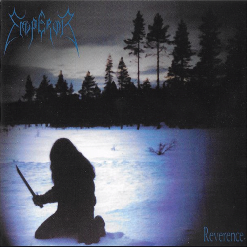 Reverence - Limited Edition (VINYL - Transparent Blue)