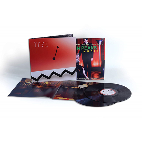 Twin Peaks: Season Two Music And More (VINYL - 2LP)
