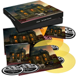 In Cauda Venenum - English & Swedish Version (VINYL - 4LP - YELLOW/ORANGE + 2CD + BLU-RAY)