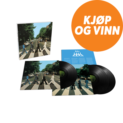 Abbey Road - Anniversary Limited Super Deluxe Edition (VINYL - 3LP - 180 gram)